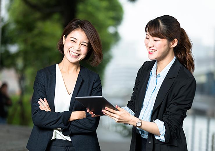 ロハスムーンの転職サポート/求人情報